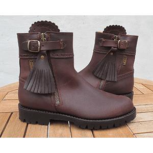 Kort Spansk Støvle